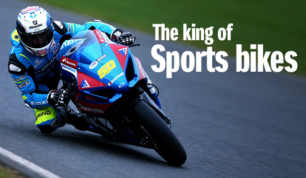 The king of Sports bikes
